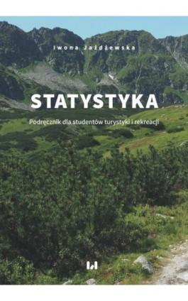 Statystyka - Iwona Jażdżewska - Ebook - 978-83-8142-536-0