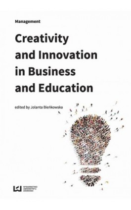 Creativity and Innovation in Business and Education - Ebook - 978-83-8088-073-3