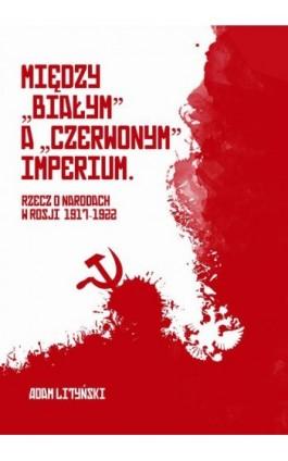 """Miedzy """"""""białym"""""""" a """"""""czerwonym"""""""" Imperium. Rzecz o narodach w Rosji 1917-1922 - Adam Lityński - Ebook - 978-83-66165-37-3"""