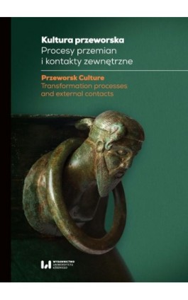 Kultura przeworska - Ebook - 978-83-8142-756-2