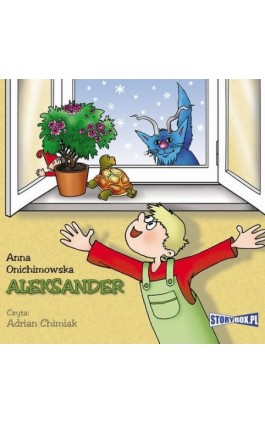 Aleksander - Anna Onichimowska - Audiobook - 978-83-8194-121-1