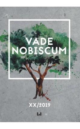 Vade Nobiscum, tom XX/2019 - Ebook - 978-83-8142-718-0
