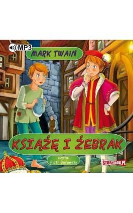 Książe i żebrak - Mark Twain - Audiobook - 978-83-8146-193-1