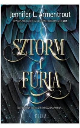 Sztorm i Furia - Jennifer L. Armentrout - Ebook - 978-83-8195-074-9