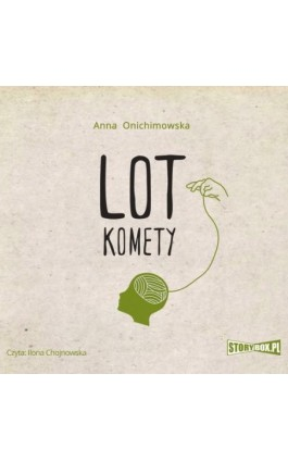 Hera Tom 2 Lot Komety - Anna Onichimowska - Audiobook - 978-83-8146-454-3