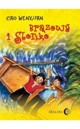 Brązowy i Słonko - Cao Wenxuan - Ebook - 978-83-8002-793-0