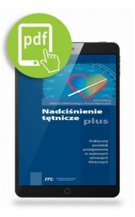 Nadciśnienie tętnicze plus - Ebook - 978-83-65191-18-2