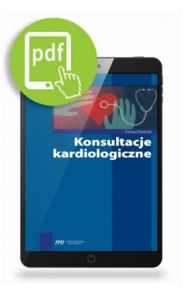 Konsultacje kardiologiczne - Tomasz Pasierski - Ebook - 978-83-65471-03-1