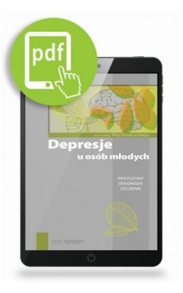 Depresje u osób młodych - Ebook - 978-83-65471-24-6