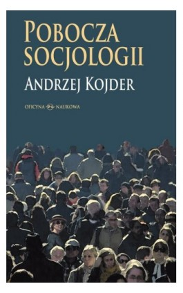 Pobocza socjologii - Ebook - 978-83-66056-41-1