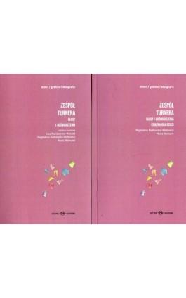 Zespół Turnera Głosy i doświadczenia Książka dla dzieci Tom 1/2 - Ebook - 978-83-66056-17-6