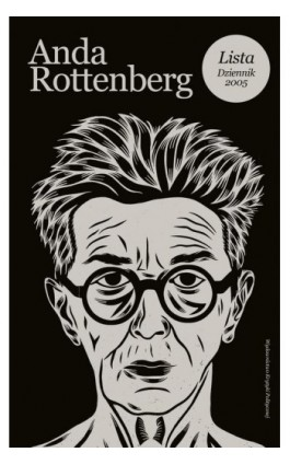Lista - Anda Rottenberg - Ebook - 978-83-66232-74-7