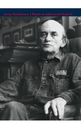 Poeta w labiryncie historii - Jerzy Kandziora - Ebook - 978-83-7908-078-6