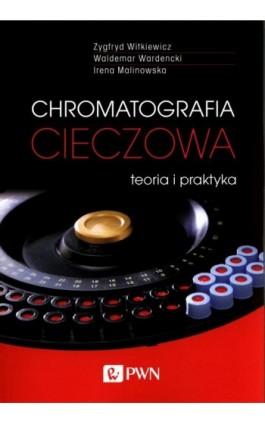 Chromatografia cieczowa - teoria i praktyka - Zygfryd Witkiewicz - Ebook - 978-83-01-20876-9