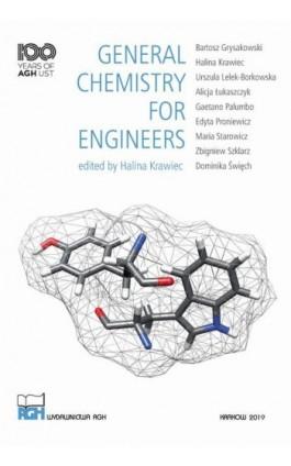GENERAL CHEMISTRY FOR ENGINEERS - Bartosz Grysakowski - Ebook - 978-83-66364-48-6