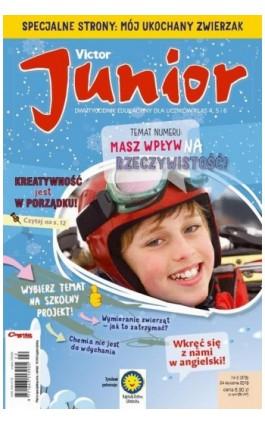 Victor Junior nr 2 (378) 24 stycznia 2019 - Ebook