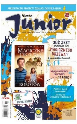 Victor Junior nr 24 (374) 29 listopada 2018 - Ebook