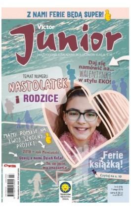 Victor Junior nr 3 (379) 7 lutego 2019 - Ebook