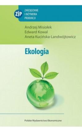 Ekologia - Andrzej Misiołek - Ebook - 978-83-208-2337-0
