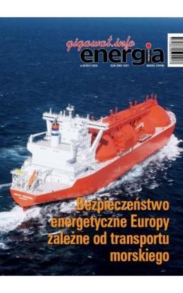 Energia Gigawat nr 8/2017 - Sylwester Wolak - Ebook