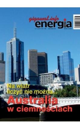 Energia Gigawat nr 1-2/2017 - Sylwester Wolak - Ebook