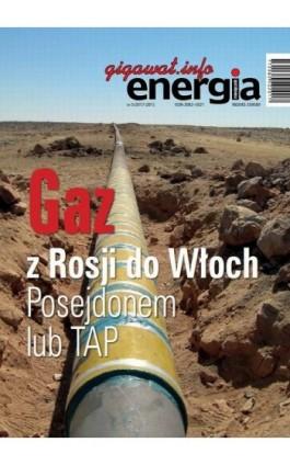 Energia Gigawat nr 5/2017 - Sylwester Wolak - Ebook
