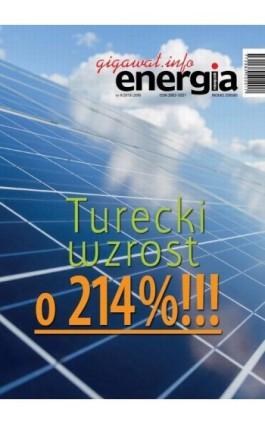 Energia Gigawat nr 4/2018 (209) - Sylwester Wolak - Ebook