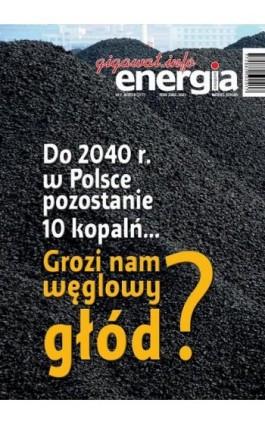 Energia Gigawat nr 8/2018 - Sylwester Wolak - Ebook