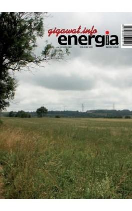 Energia Gigawat nr 10/2015 - Sylwester Wolak - Ebook