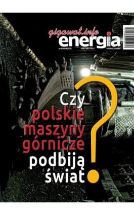 Energia Gigawat nr 9/2018 - Sylwester Wolak - Ebook