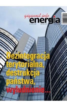 Energia Gigawat nr 12/2017 - Sylwester Wolak - Ebook