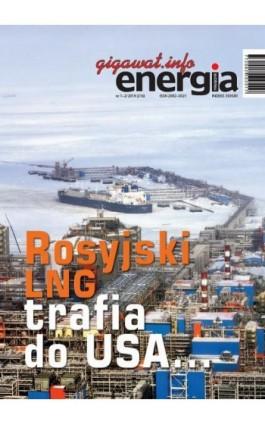 Energia Gigawat nr 1/2019 - Sylwester Wolak - Ebook