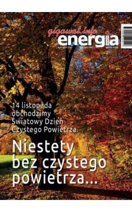 Energia Gigawat nr 11/2018 - Sylwester Wolak - Ebook