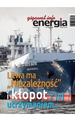 Energia Gigawat nr 3/2019 - Sylwester Wolak - Ebook