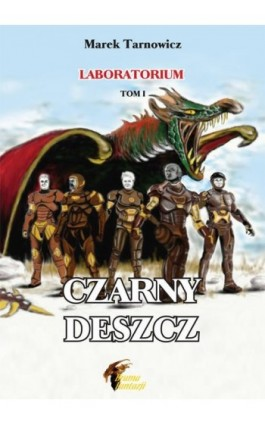 Czarny deszcz - Marek Tarnowicz - Ebook - 978-83-66192-00-3