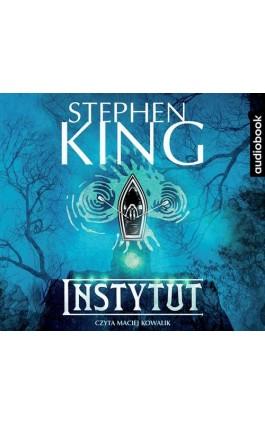 Instytut - Stephen King - Audiobook - 978-83-8125-739-8