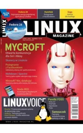 Linux Magazine 07/2018 (173) - Praca zbiorowa - Ebook