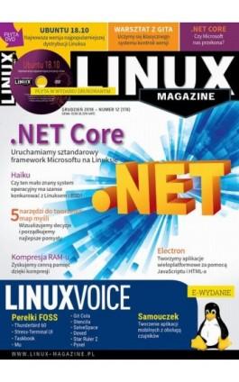 Linux Magazine 12/2018 (178) - Praca zbiorowa - Ebook
