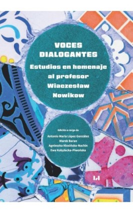 Voces dialogantes - Ebook - 978-83-8142-565-0