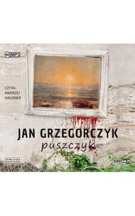 Puszczyk - Jan Grzegorczyk - Audiobook - 978-83-65983-33-6