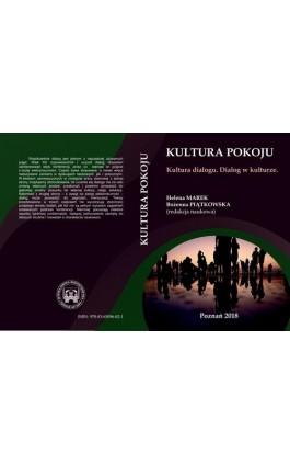 Kultura dialogu. Dialog w kulturze - Ebook - 978-83-65096-82-1