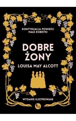 Dobre żony - Louisa May Alcott - Ebook - 978-83-7779-598-9