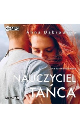 Nauczyciel tańca - Anna Dąbrowska - Audiobook - 978-83-8146-270-9