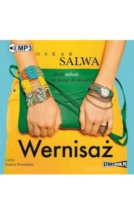 Wernisaż - Oskar Salwa - Audiobook - 978-83-8146-252-5