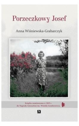 Porzeczkowy Josef - Anna Wiśniewska-Grabarczyk - Ebook - 9788365554284