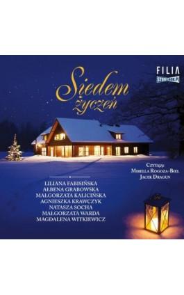 Siedem życzeń - Praca zbiorowa - Audiobook - 978-83-8194-051-1