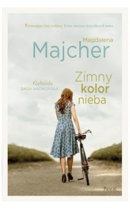 Zimny kolor nieba - Magdalena Majcher - Ebook - 978-83-8103-519-4