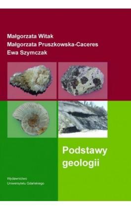 Podstawy geologii - Małgorzata Witak - Ebook - 978-83-7865-273-1