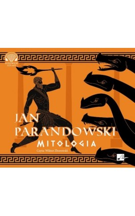 Mitologia - Jan Parandowski - Audiobook - 9788366155381