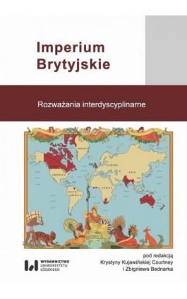 Imperium Brytyjskie - Ebook - 978-83-8142-296-3